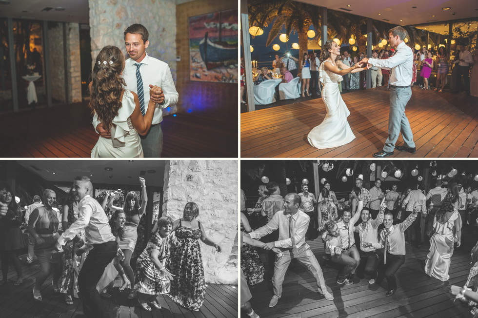 One Day Studio Weddings in Hvar Croatia 145