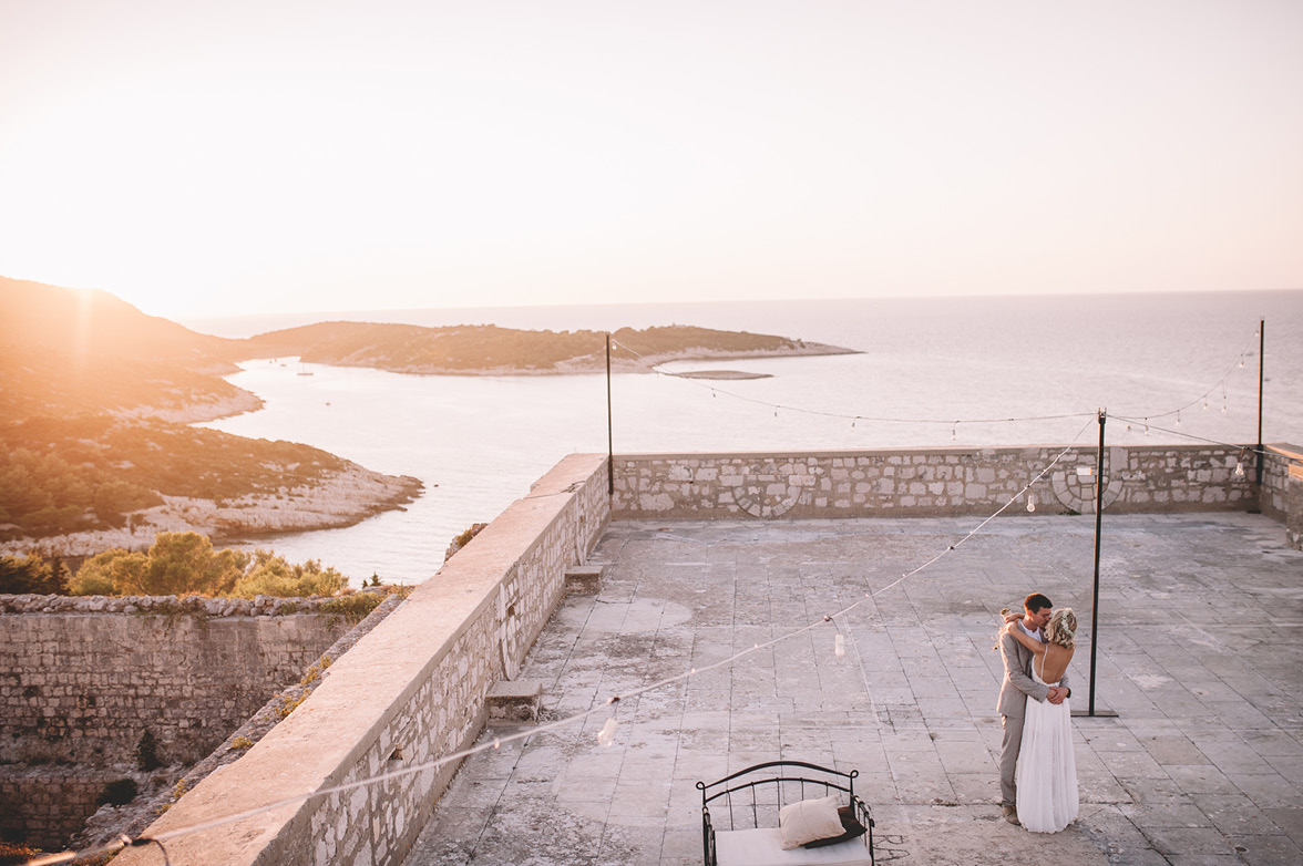 Vis Croatia wedding Photographer