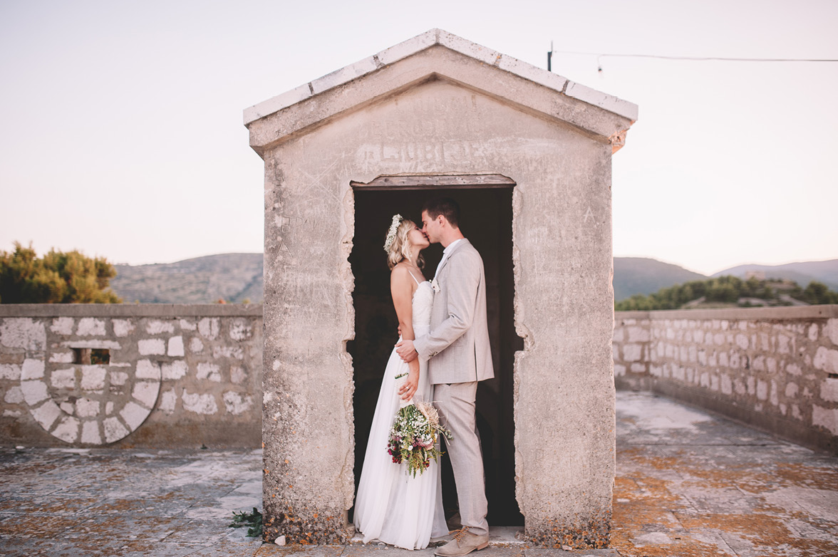 Vis Croatia wedding Photographer FR0035