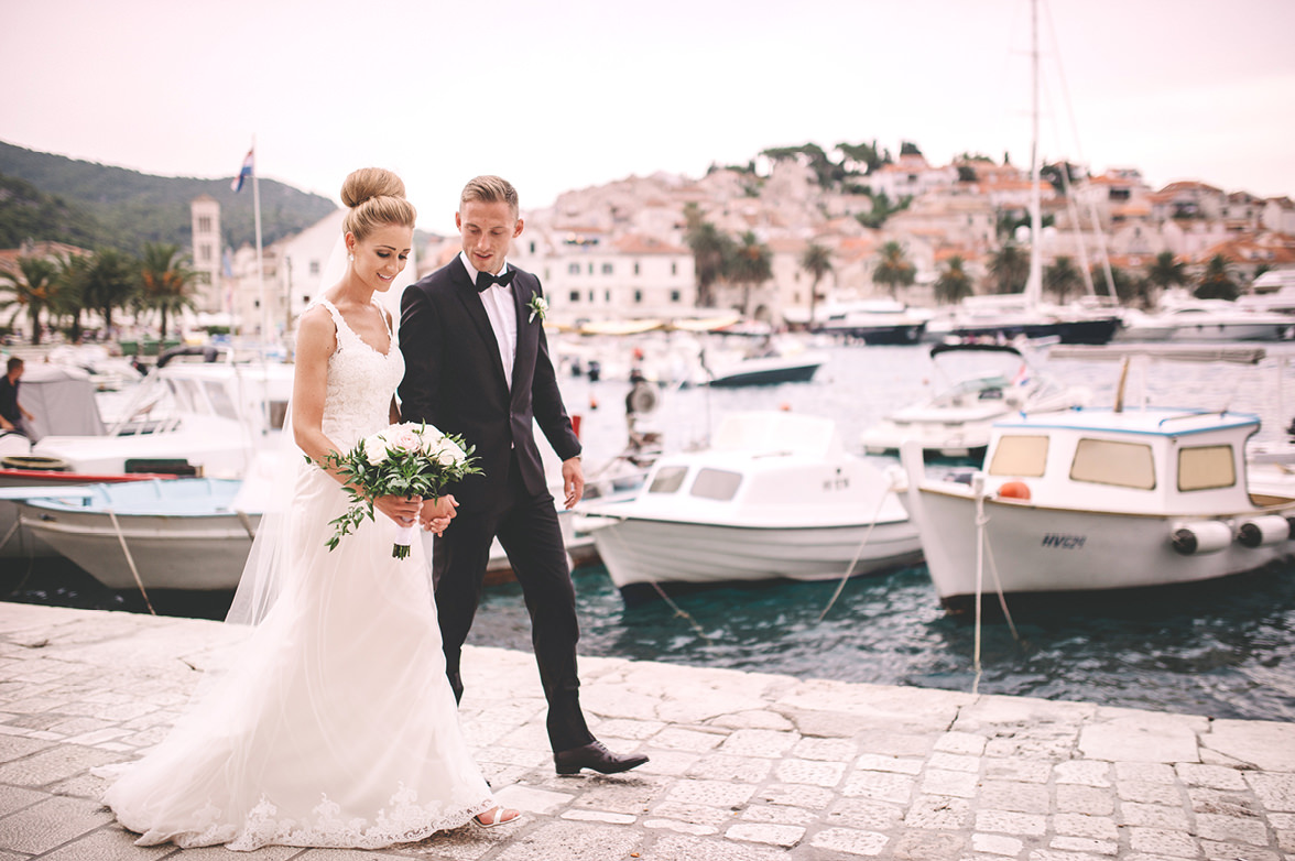 hvar croatia weddings