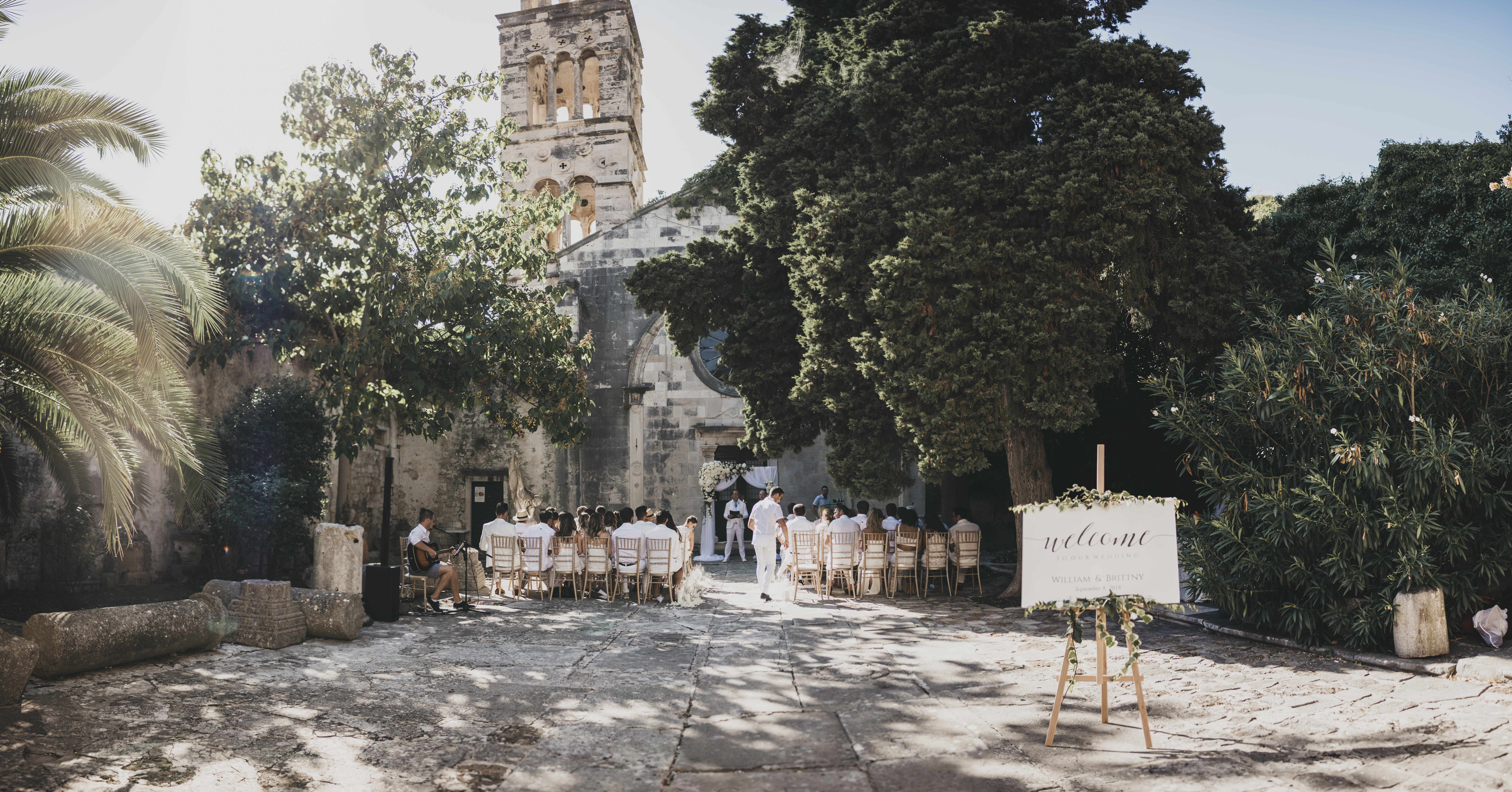 weddings hvar croatia